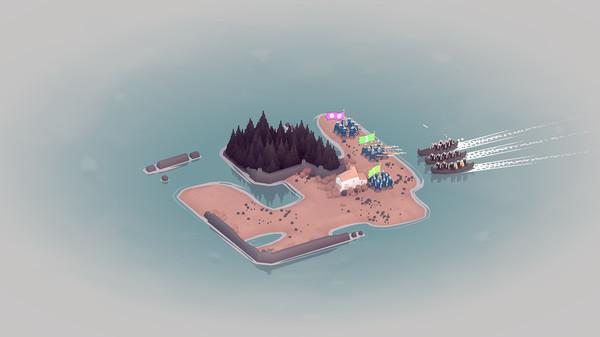 Скриншот №3 к Bad North Jotunn Edition