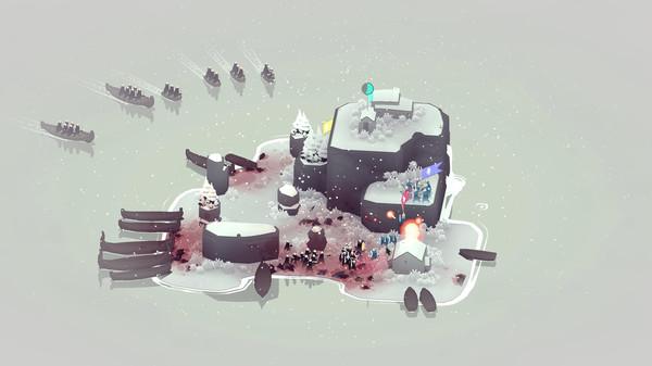 Скриншот №6 к Bad North Jotunn Edition