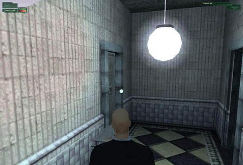 Скриншот №2 к Hitman Codename 47