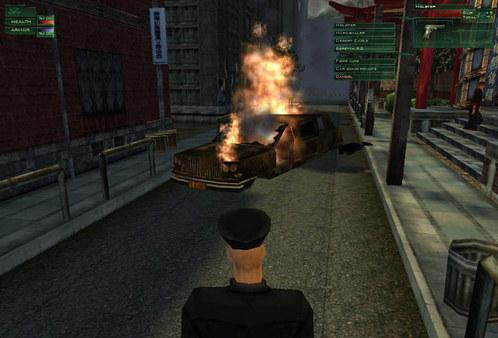 Скриншот №5 к Hitman Codename 47