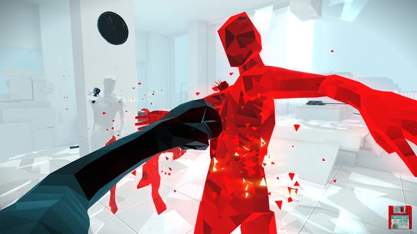 скриншот SUPERHOT: MIND CONTROL DELETE 2