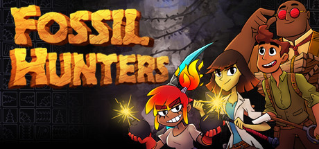 Fossil Hunters Cover Image