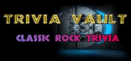 Trivia Vault: Classic Rock Trivia Cover Image