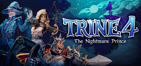 Trine 4: The Nightmare Prince Cover Image