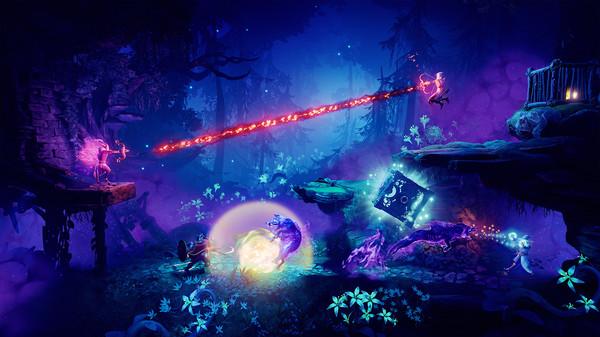 Скриншот №6 к Trine 4 The Nightmare Prince