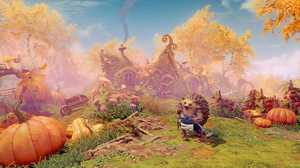 Скриншот №4 к Trine 4 The Nightmare Prince