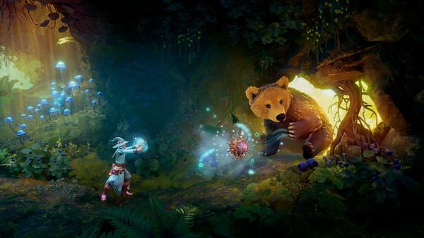 Скриншот №3 к Trine 4 The Nightmare Prince