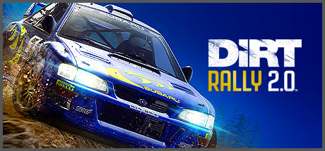 DiRT Rally 2.0 Cover Image