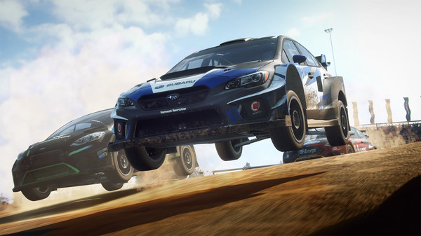 DiRT Rally 2.0 скриншот