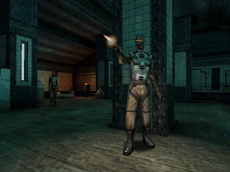 Скриншот №1 к Deus Ex Game of the Year Edition