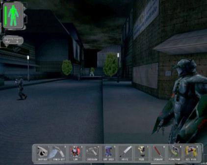 Скриншот №4 к Deus Ex Game of the Year Edition
