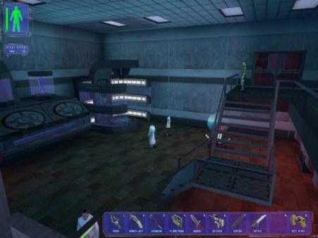 Скриншот №6 к Deus Ex Game of the Year Edition