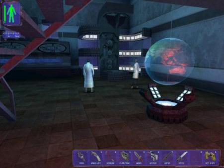 Скриншот №7 к Deus Ex Game of the Year Edition