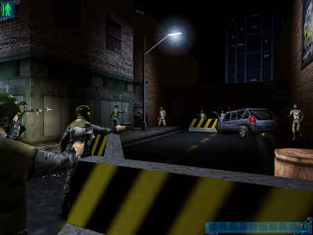 Скриншот №9 к Deus Ex Game of the Year Edition