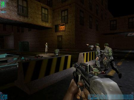 Скриншот №11 к Deus Ex Game of the Year Edition