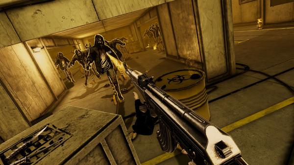 Скриншот №4 к Gun Club VR