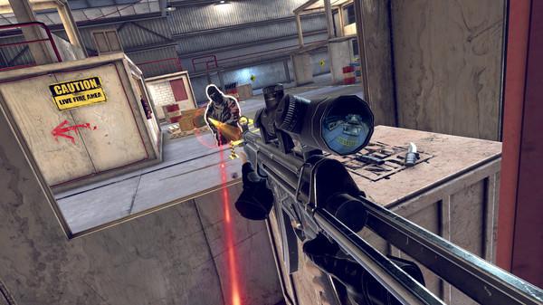 Скриншот №7 к Gun Club VR