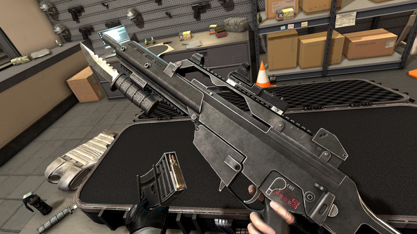 Скриншот №1 к Gun Club VR
