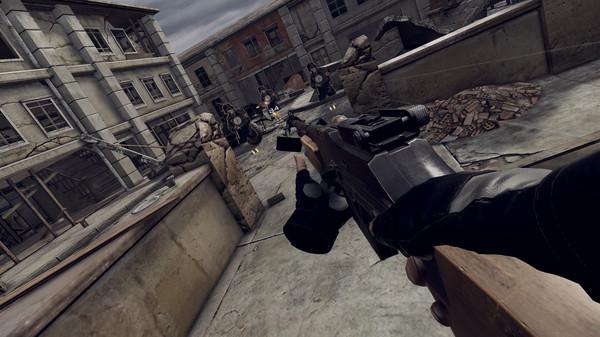 Скриншот №6 к Gun Club VR