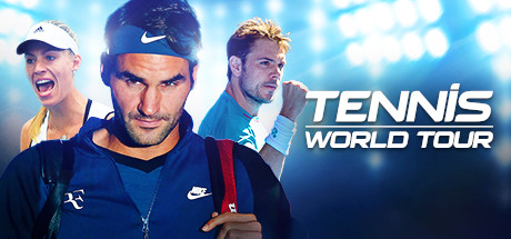 Tennis World Tour Cover Image
