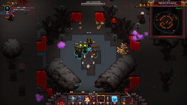 Скриншот №1 к Skin - Death Lord Necromancer