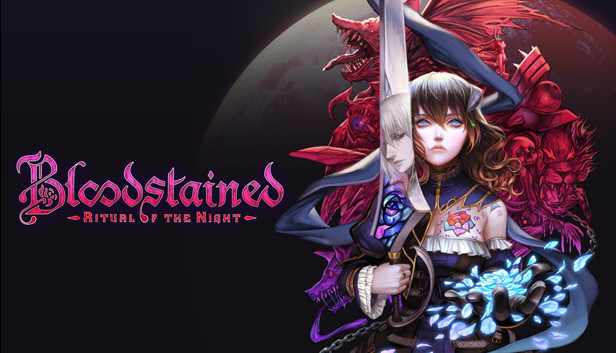 Save 50% on Bloodstained: Ritual of the Night on Steam