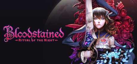 Bloodstained: Ritual of the Night Cover Image
