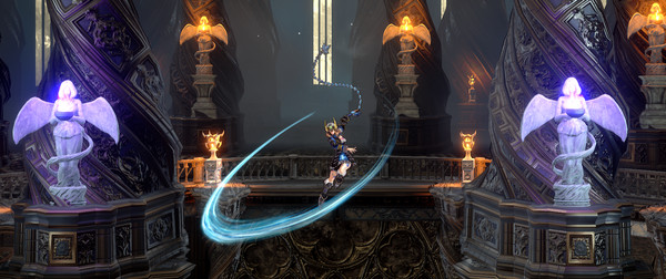 Скриншот №7 к Bloodstained Ritual of the Night