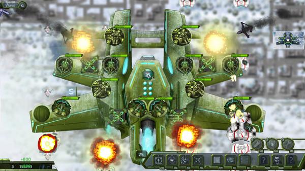 Molten Armor screenshot