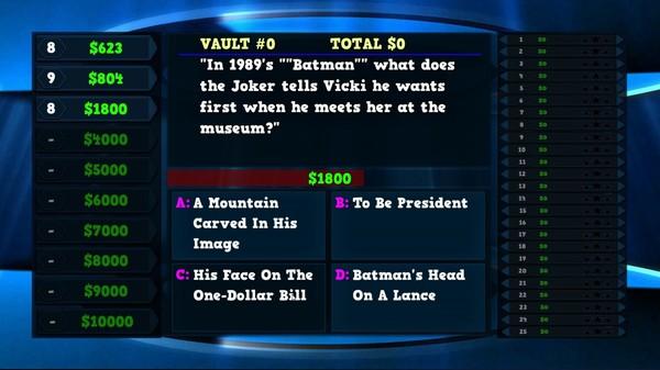 Trivia Vault: 1980's Trivia 2 screenshot