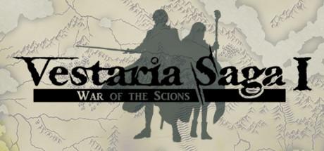 Vestaria Saga I: War of the Scions Cover Image