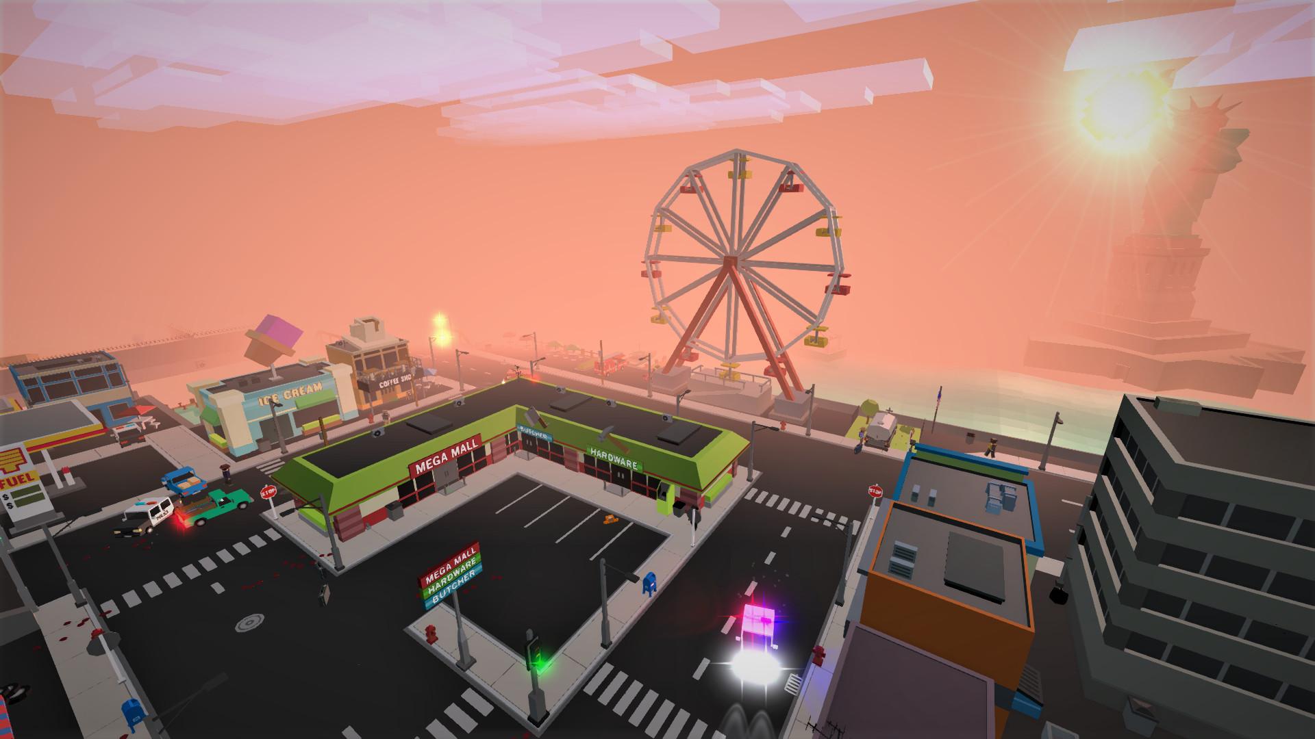 KHAiHOM.com - BROKE PROTOCOL: Online City RPG