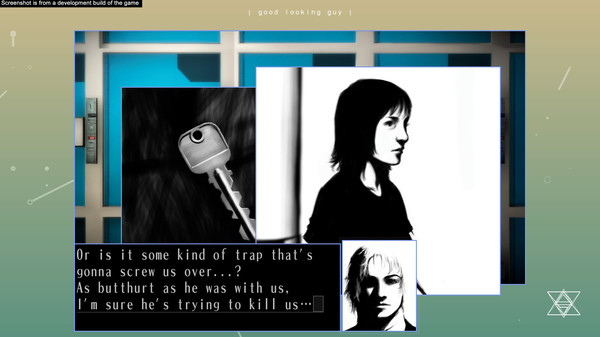 скриншот The 25th Ward: The Silver Case 3