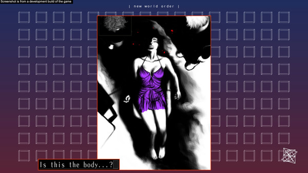 скриншот The 25th Ward: The Silver Case 1