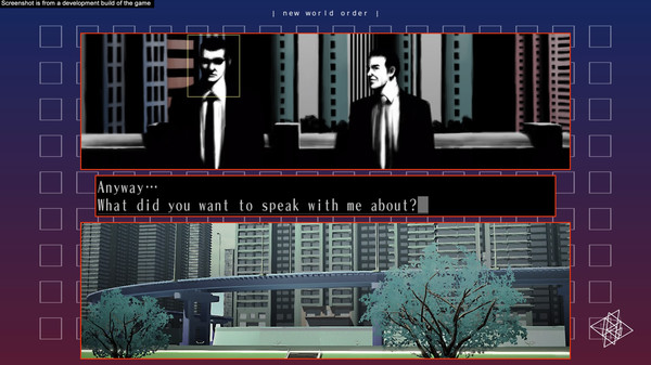 скриншот The 25th Ward: The Silver Case 0