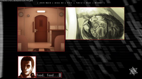 скриншот The 25th Ward: The Silver Case 2