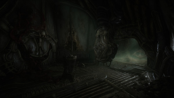 Скриншот №11 к Scorn