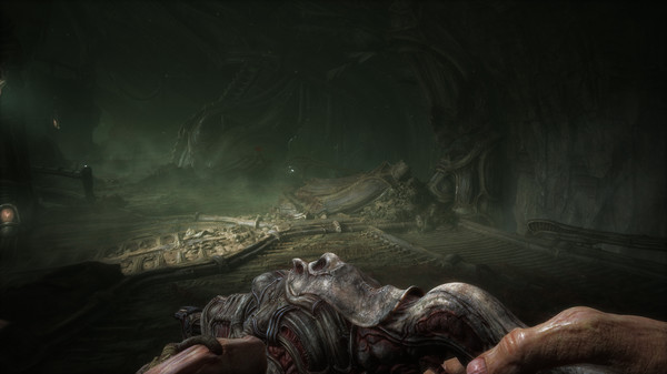 Скриншот №10 к Scorn