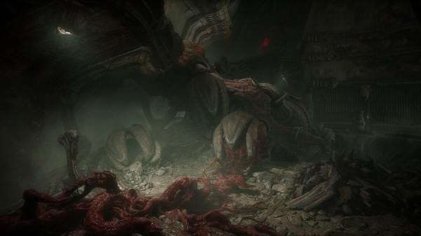 Скриншот №4 к Scorn