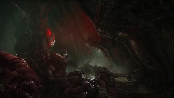 Скриншот №1 к Scorn