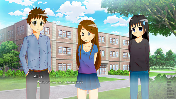 Jake's Love Story screenshot