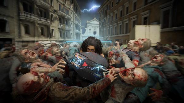 Скриншот №1 к World War Z Aftermath