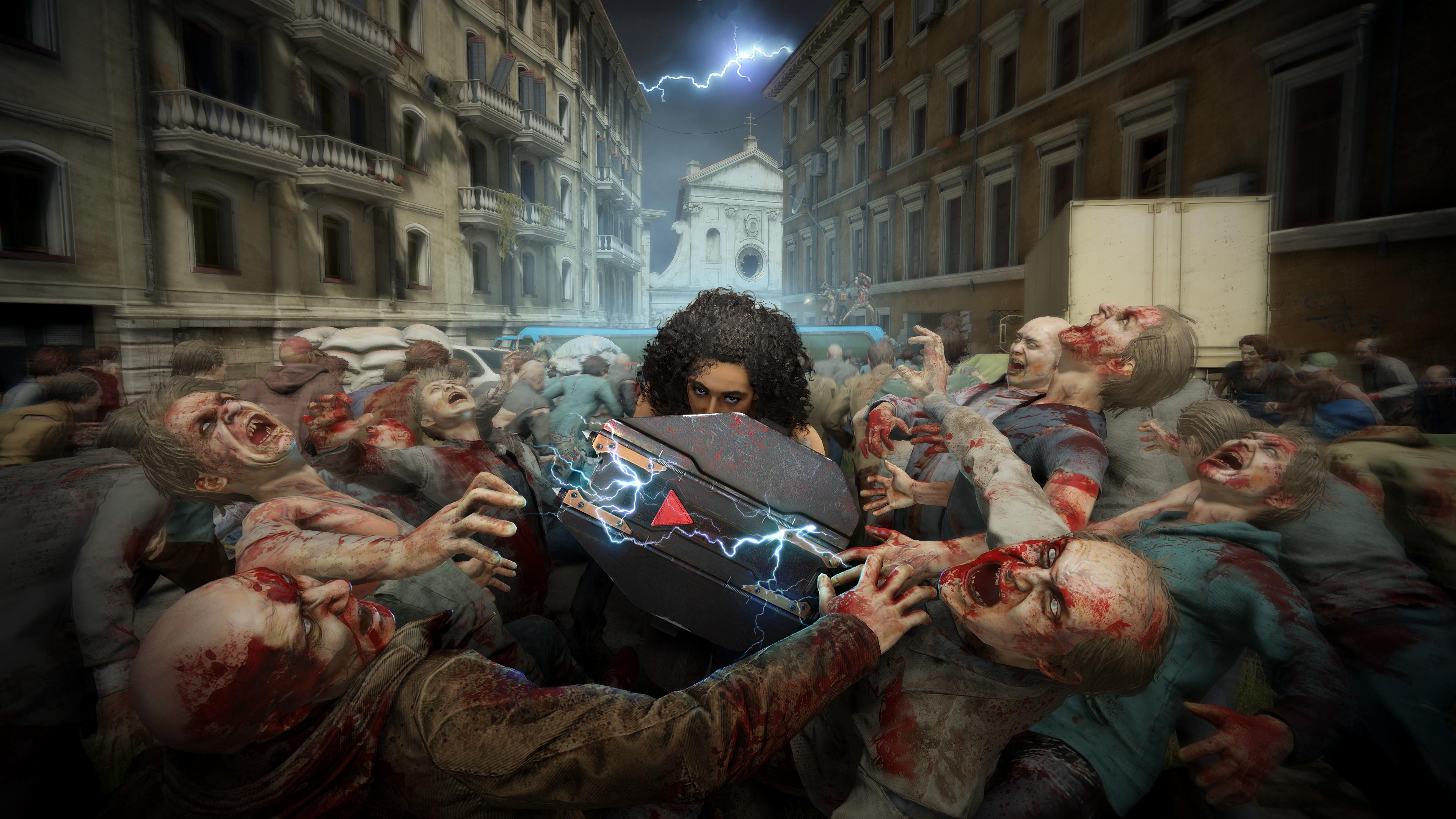 World War Z Aftermath Free Download