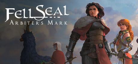 Fell Seal: Arbiter's Mark Cover Image