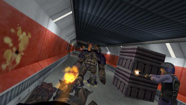 Half-Life скриншот