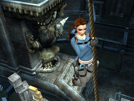 Tomb Raider: Legend скриншот