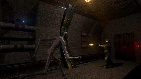 SCP: Secret Laboratory screenshot