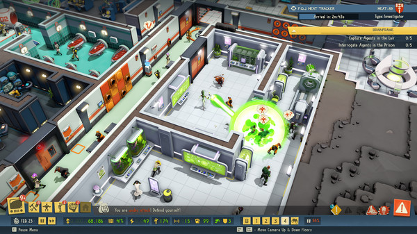 Скриншот №14 к Evil Genius 2 World Domination
