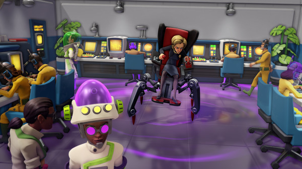 Скриншот №11 к Evil Genius 2 World Domination