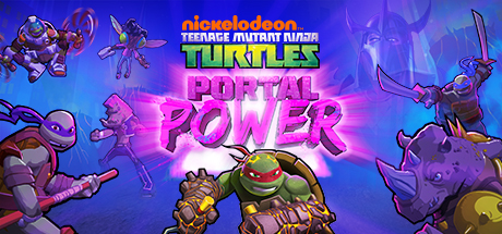 Teenage Mutant Ninja Turtles Portal Power On Steam